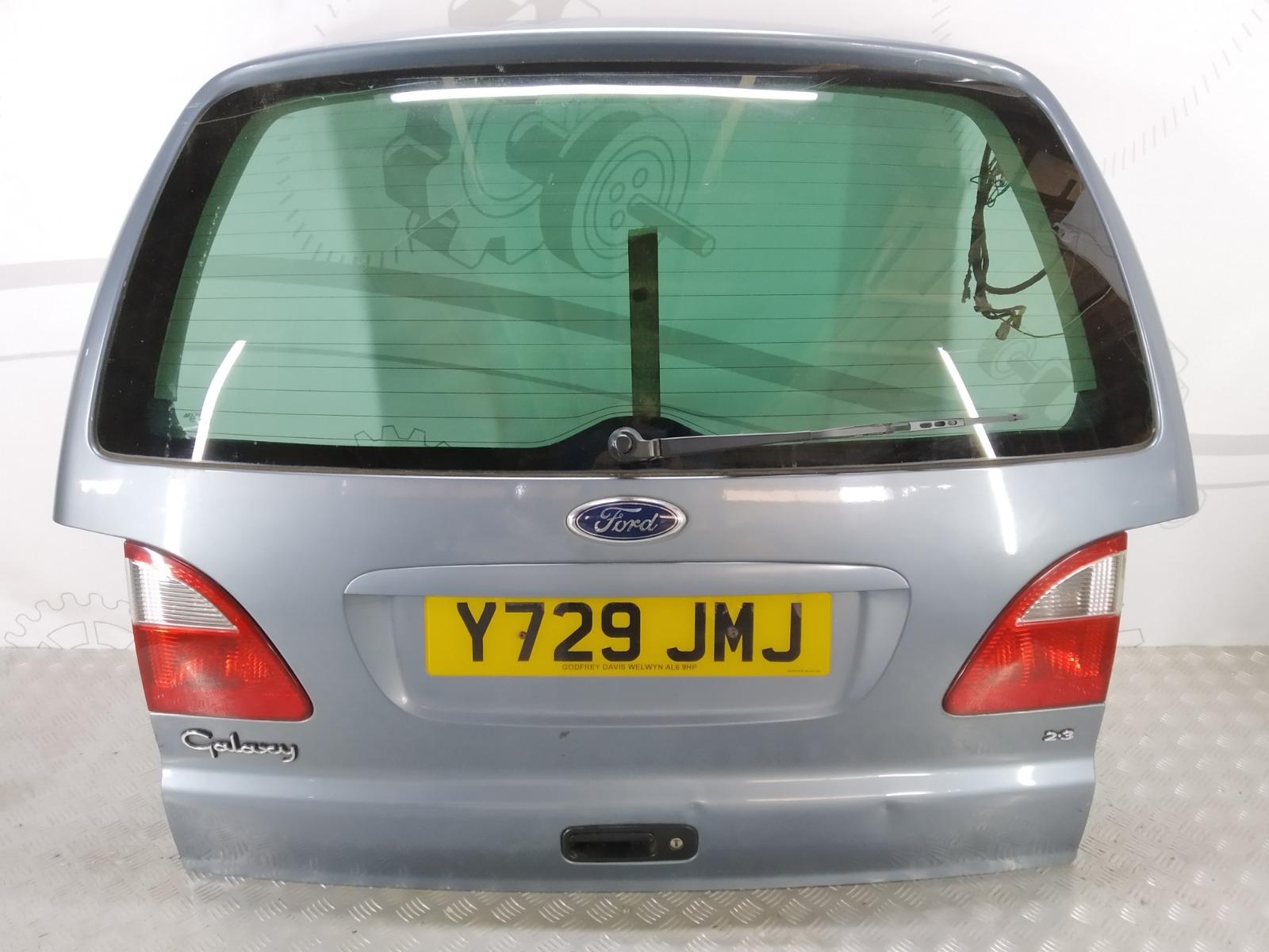 Крышка багажника (дверь 3-5) Ford Galaxy 2.3 I 2000 (б/у)