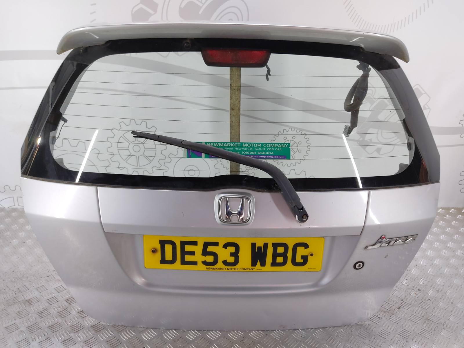Крышка багажника (дверь 3-5) Honda Jazz 1.3 I 2003 (б/у)
