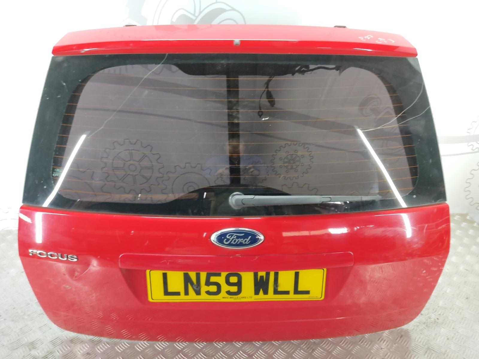 Крышка багажника (дверь 3-5) Ford Focus 1.6 TDCI 2009 (б/у)