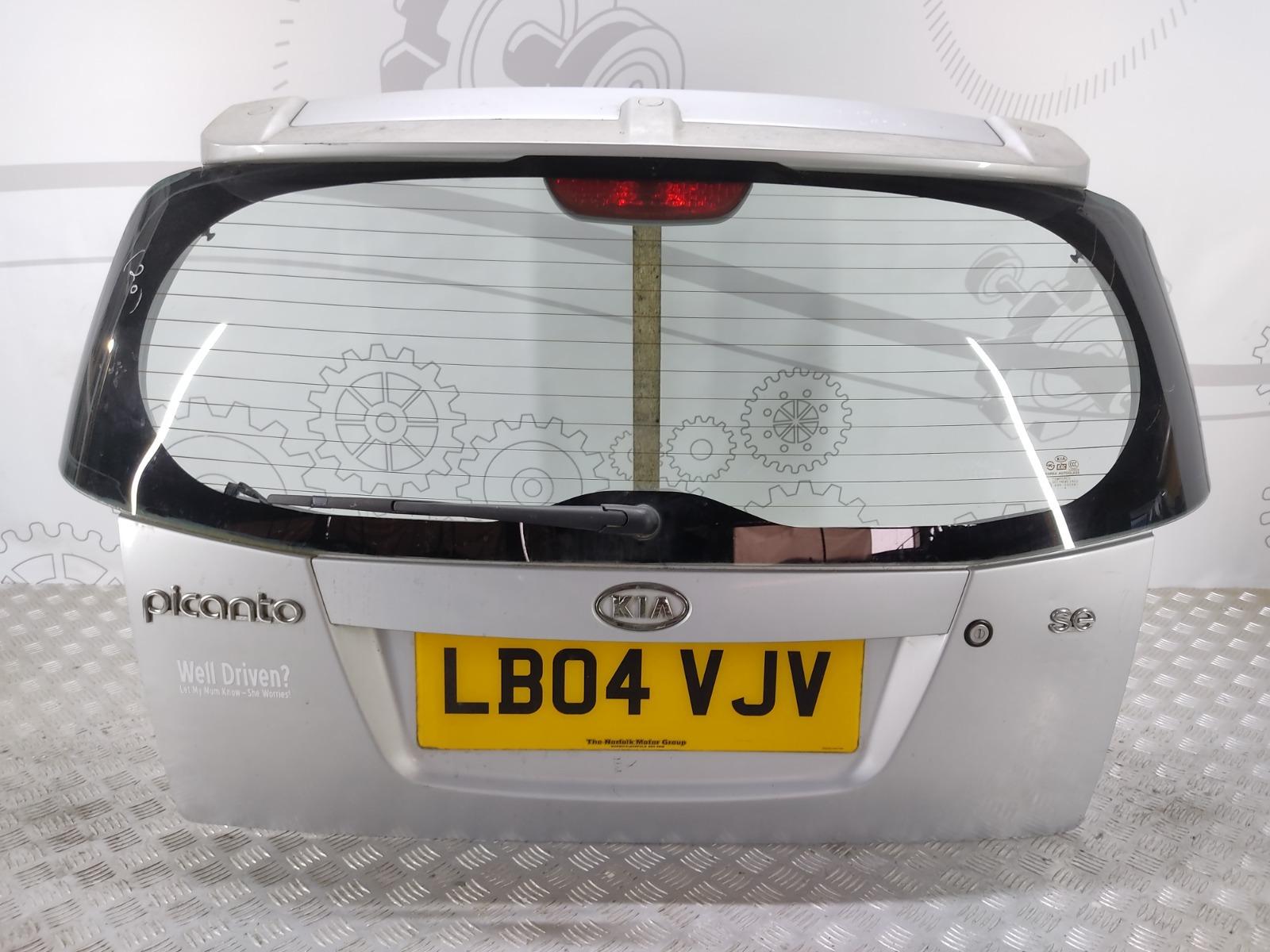 Крышка багажника (дверь 3-5) Kia Picanto 1.1 I 2004 (б/у)
