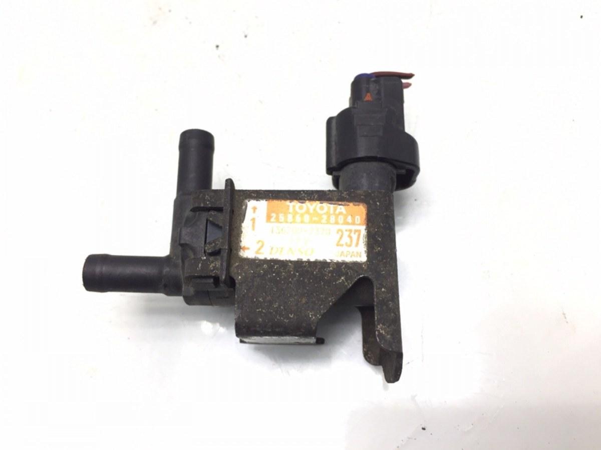 Клапан воздушный Toyota Rav4 2.0 I 2002 (б/у)