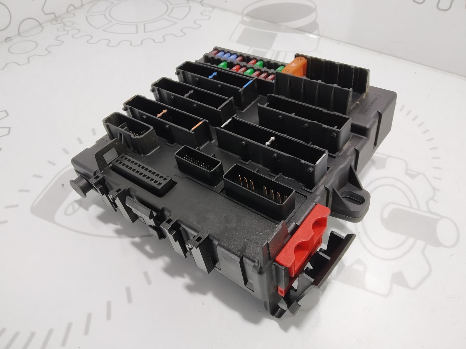 Блок комфорта Saab 9-3 1.9 TID 2008 (б/у)