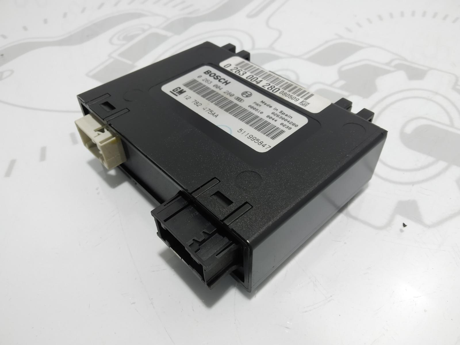 Блок управления парктрониками Saab 9-3 1.9 TID 2008 (б/у)