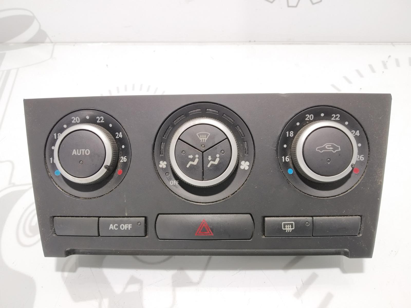 Блок управления печки/климат-контроля Saab 9-3 1.9 TID 2008 (б/у)