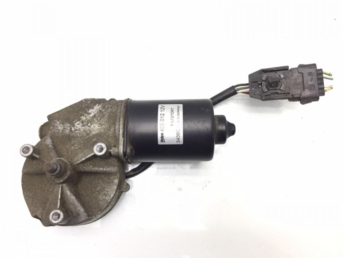 Моторчик передних стеклоочистителей (дворников) Citroen C8 2.0 I 2008 (б/у)