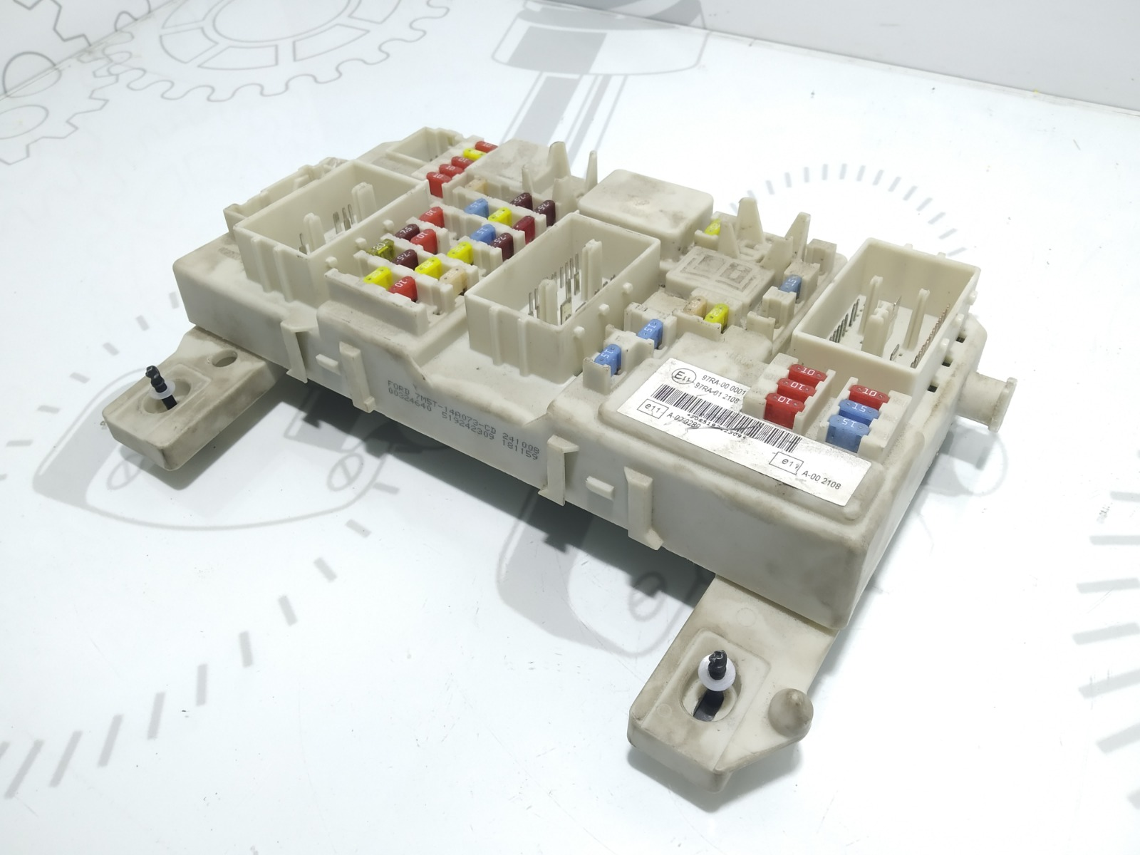 Блок предохранителей Ford Focus 1.6 TDCI 2007 (б/у)