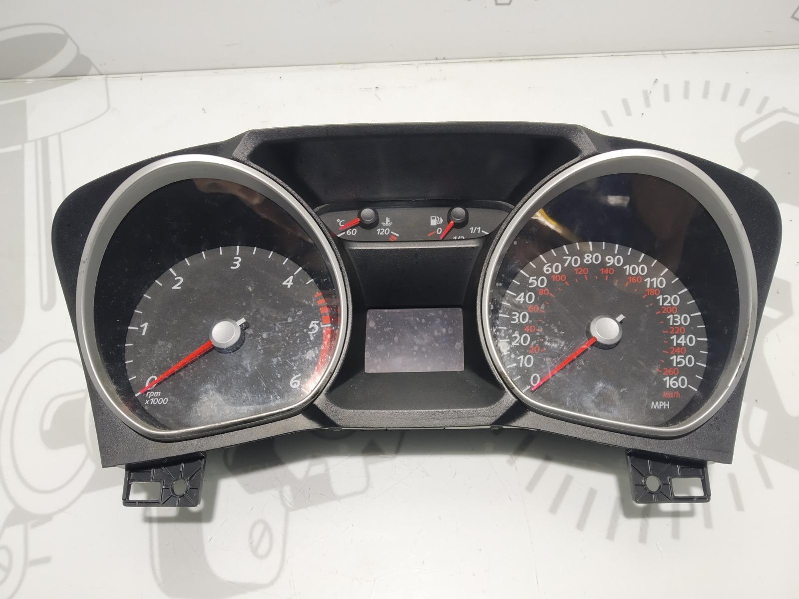 Щиток приборов (приборная панель) Ford Mondeo 2.0 TDCI 2007 (б/у)