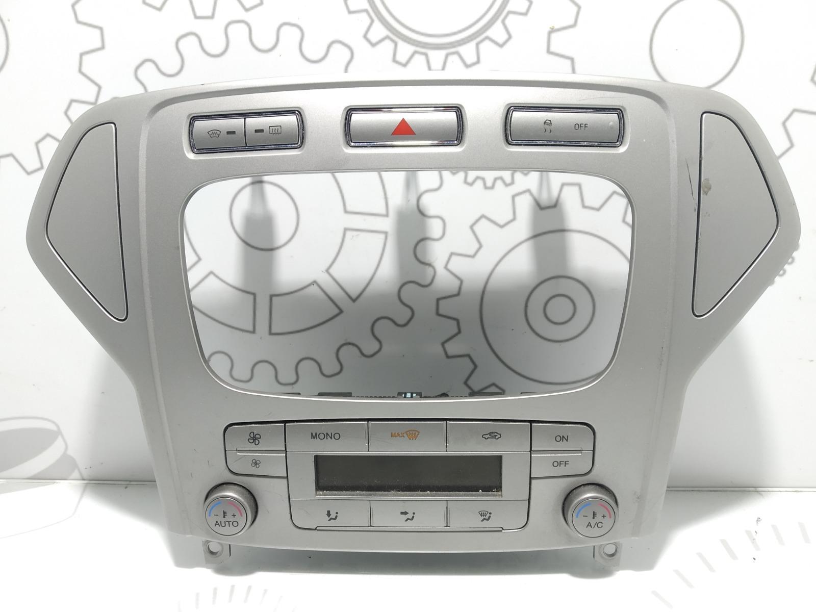 Блок управления печки/климат-контроля Ford Mondeo 2.0 TDCI 2007 (б/у)