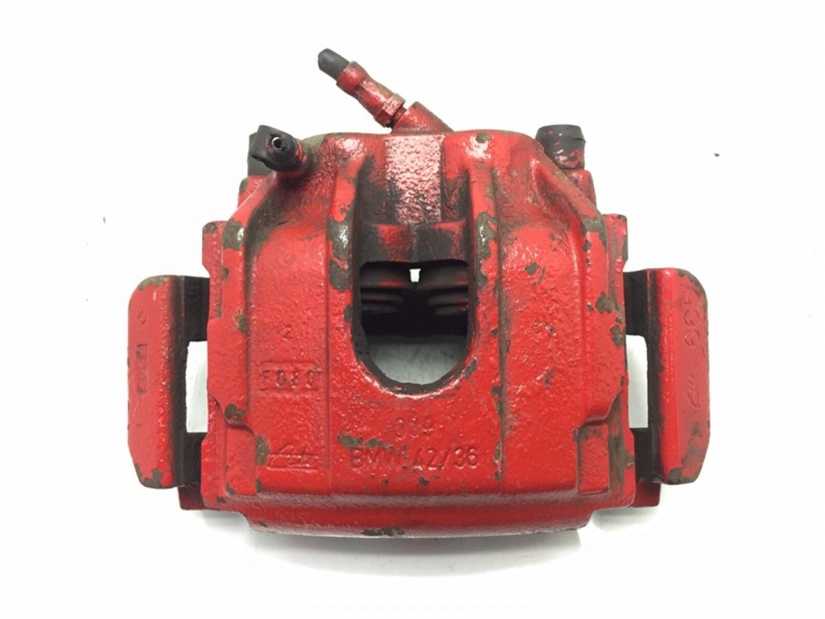 Суппорт передний левый Bmw X5 E53 4.8 I 2005 (б/у)