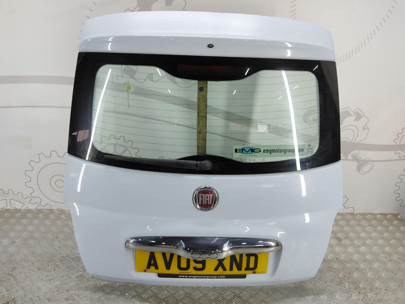 Крышка багажника (дверь 3-5) Fiat 500 1.2 I 2009 (б/у)