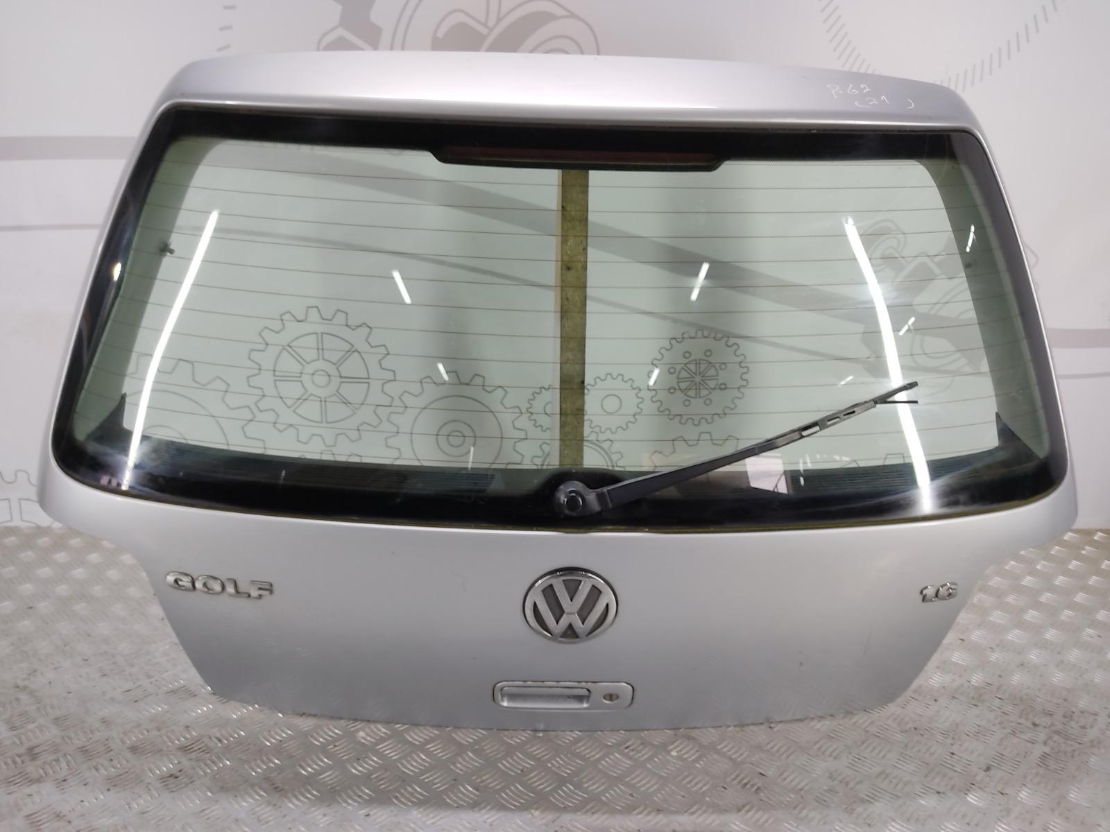 Крышка багажника (дверь 3-5) Volkswagen Golf 4 1.6 I 2002 (б/у)