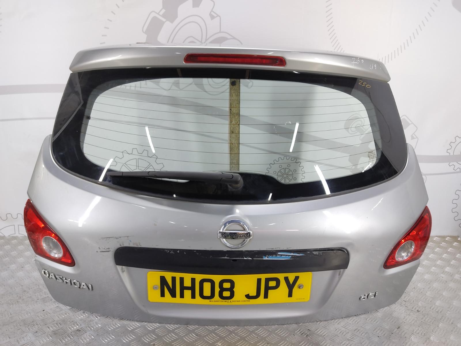 Крышка багажника (дверь 3-5) Nissan Qashqai 2.0 DCI 2008 (б/у)