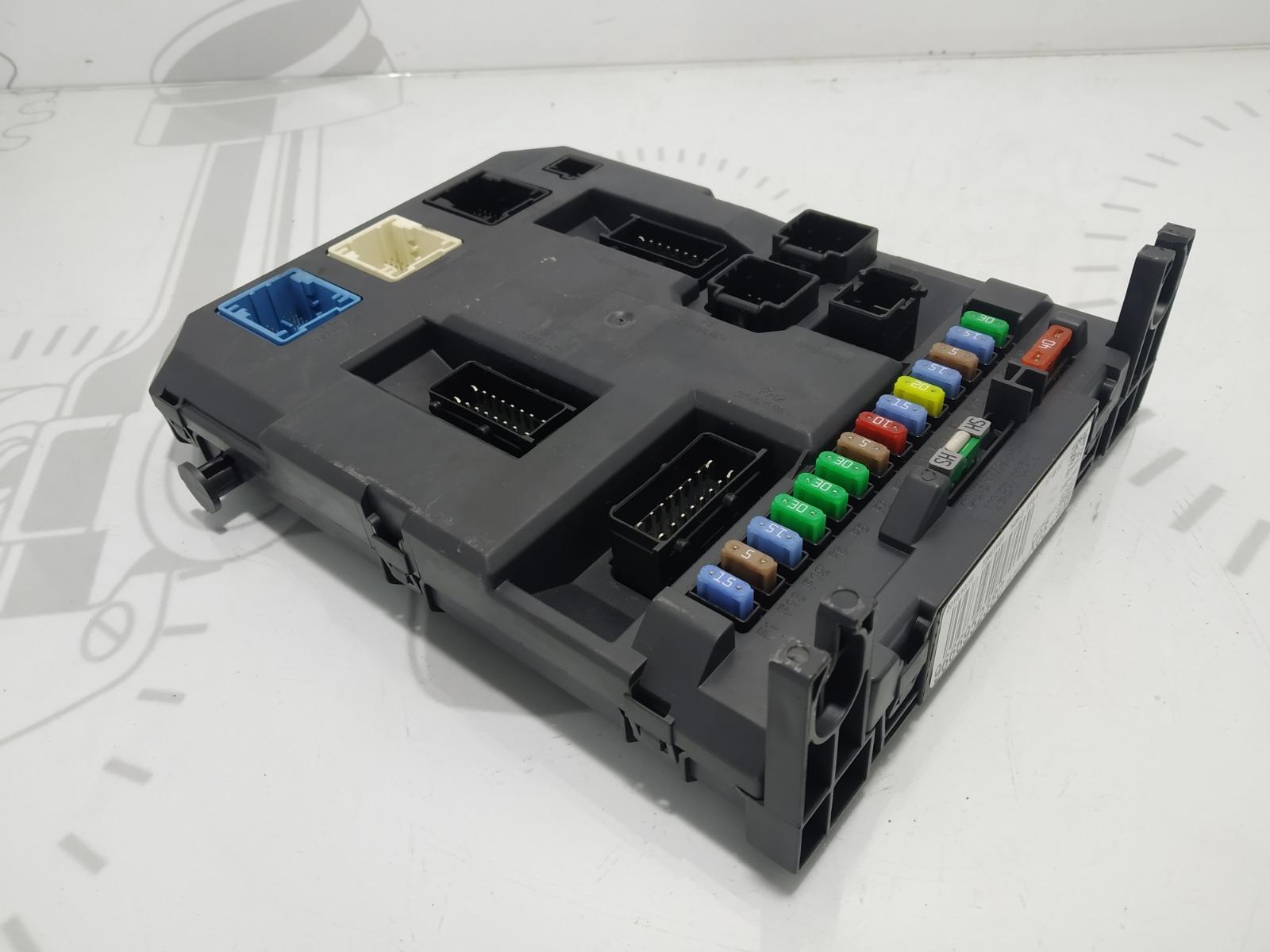 Блок комфорта Citroen C3 Picasso 1.6 HDI 2010 (б/у)