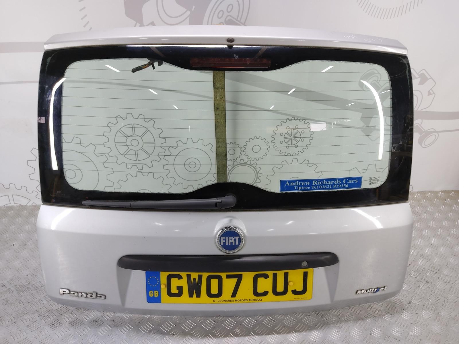 Крышка багажника (дверь 3-5) Fiat Panda 1.3 JTD 2007 (б/у)