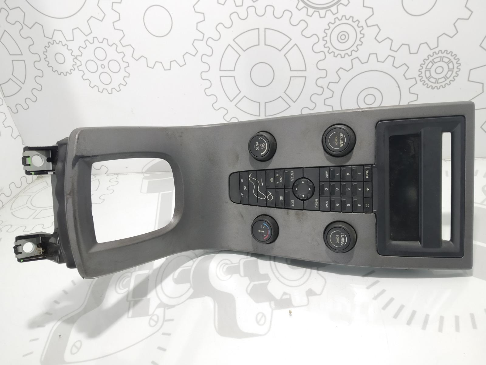 Блок управления печки/климат-контроля Volvo V50 2.0 TD 2005 (б/у)