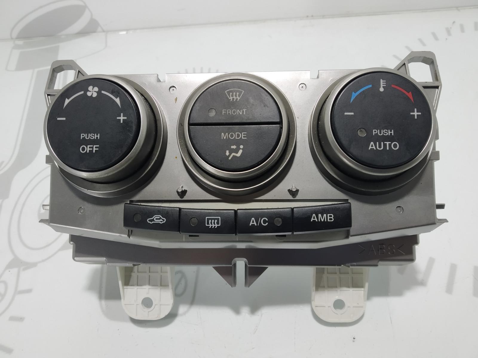 Блок управления печки/климат-контроля Mazda 5 2.0 I 2010 (б/у)