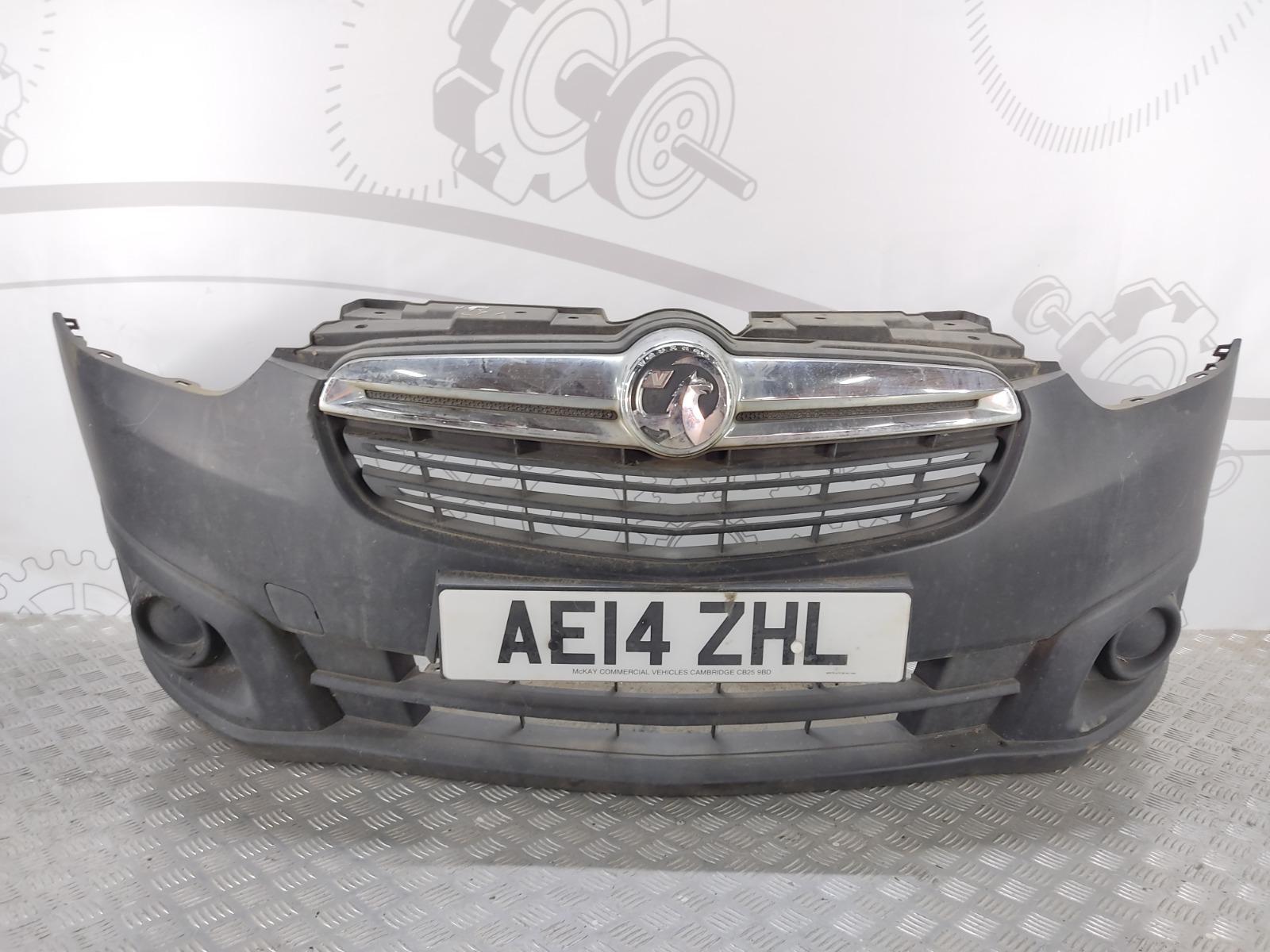 Бампер передний Opel Combo D 1.3 CDTI 2014 (б/у)