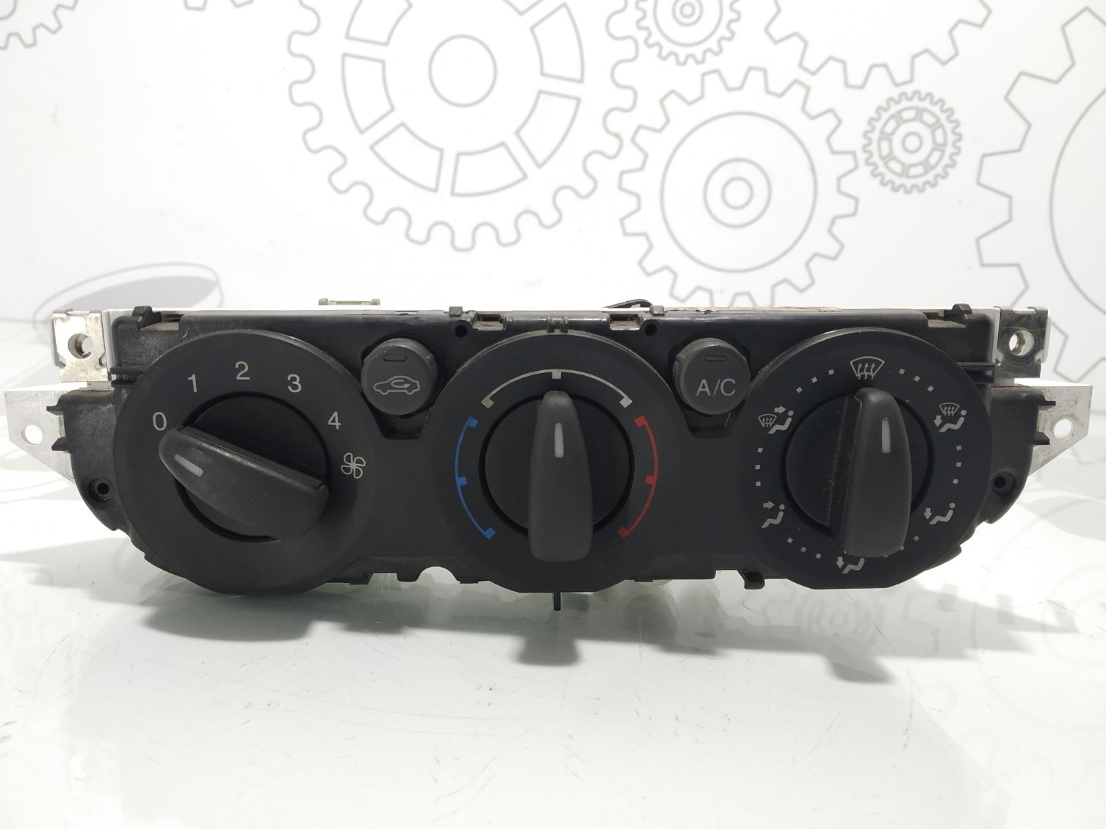Блок управления печки/климат-контроля Ford Focus 1.6 TDCI 2007 (б/у)