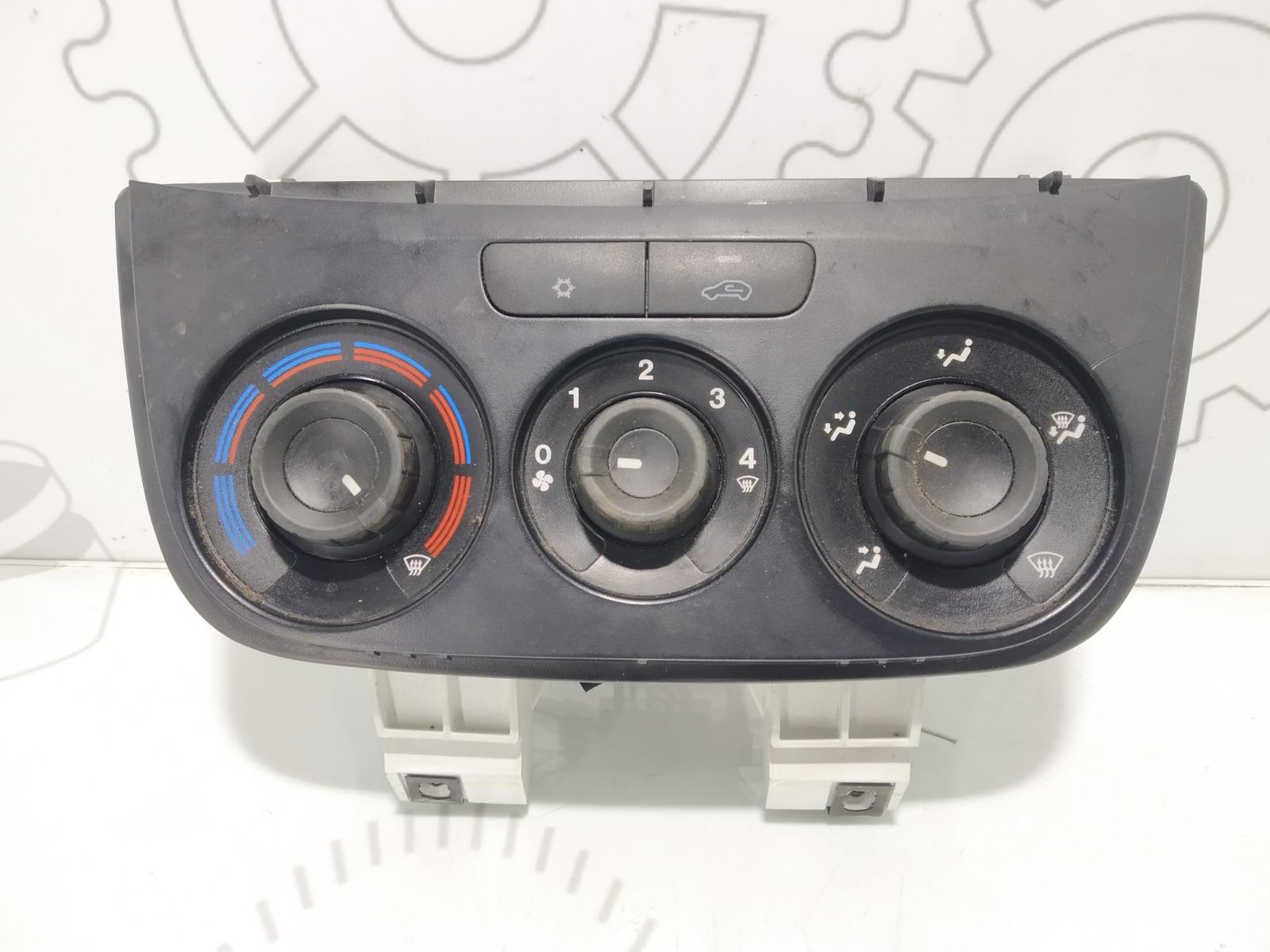 Блок управления печки/климат-контроля Opel Combo D 1.3 CDTI 2014 (б/у)