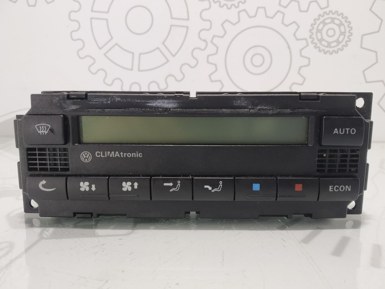 Блок управления печки/климат-контроля Volkswagen Passat B5 2.0 I 2002 (б/у)