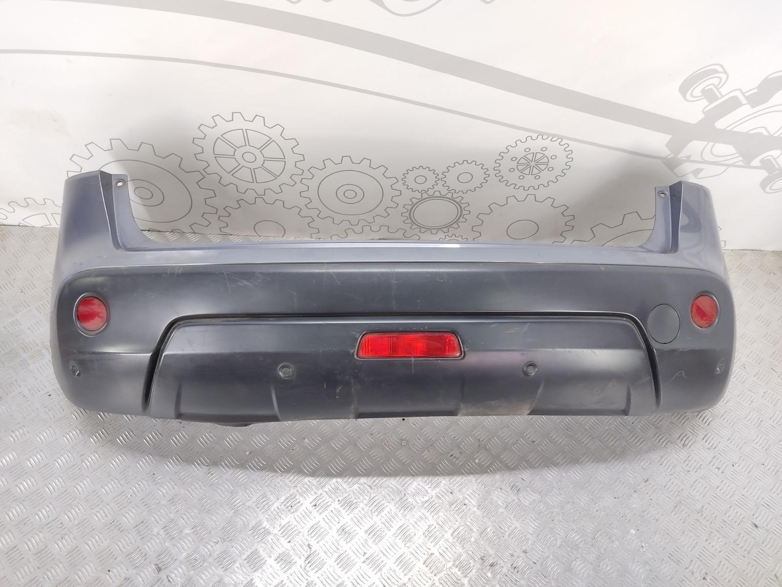 Бампер задний Nissan Qashqai 1.5 DCI 2007 (б/у)