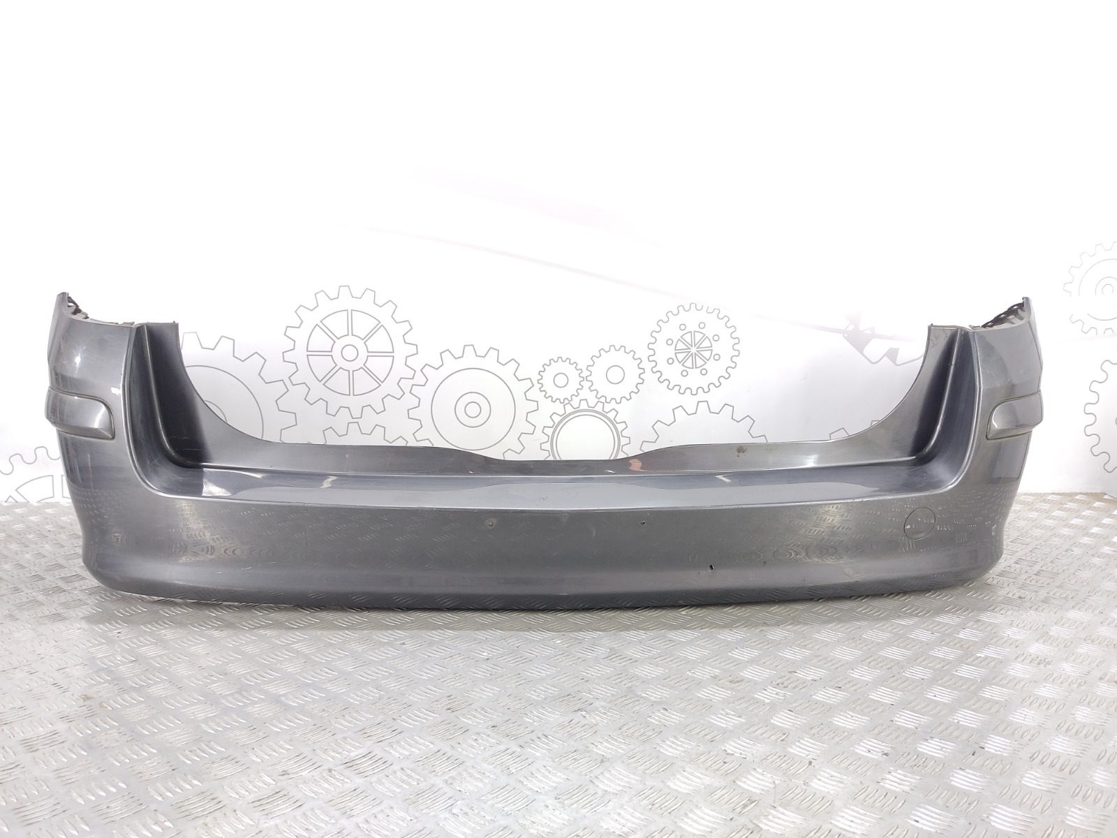 Бампер задний Opel Astra H 1.7 CDTI 2007 (б/у)