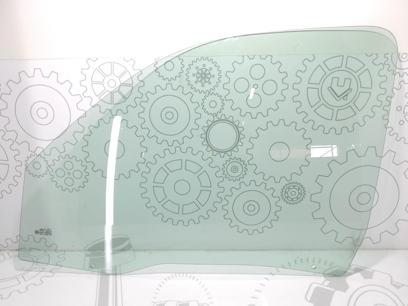 Стекло двери передней левой Citroen Berlingo 2.0 HDI 2006 (б/у)