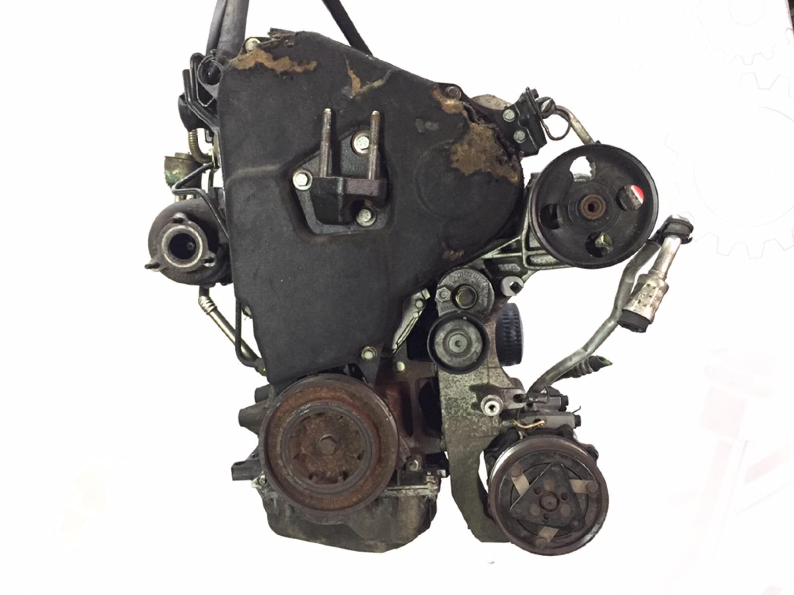 Двигатель дизельный Volvo V40 1.9 TD 2003 (б/у)