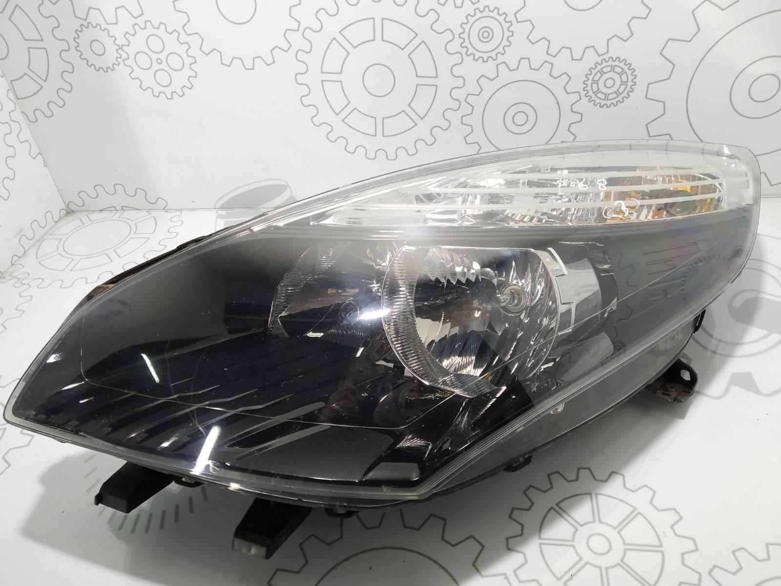 Фара левая Renault Grand Scenic 1.6 I 2011 (б/у)
