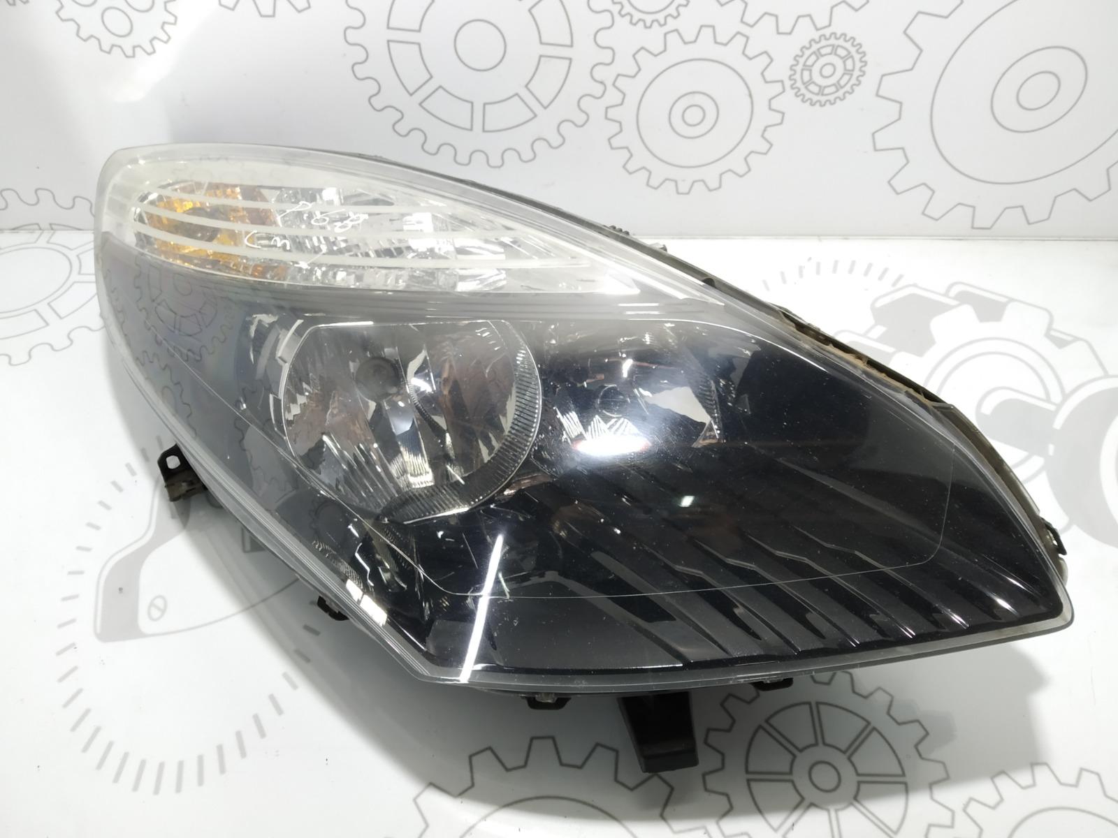 Фара правая Renault Grand Scenic 1.6 I 2011 (б/у)