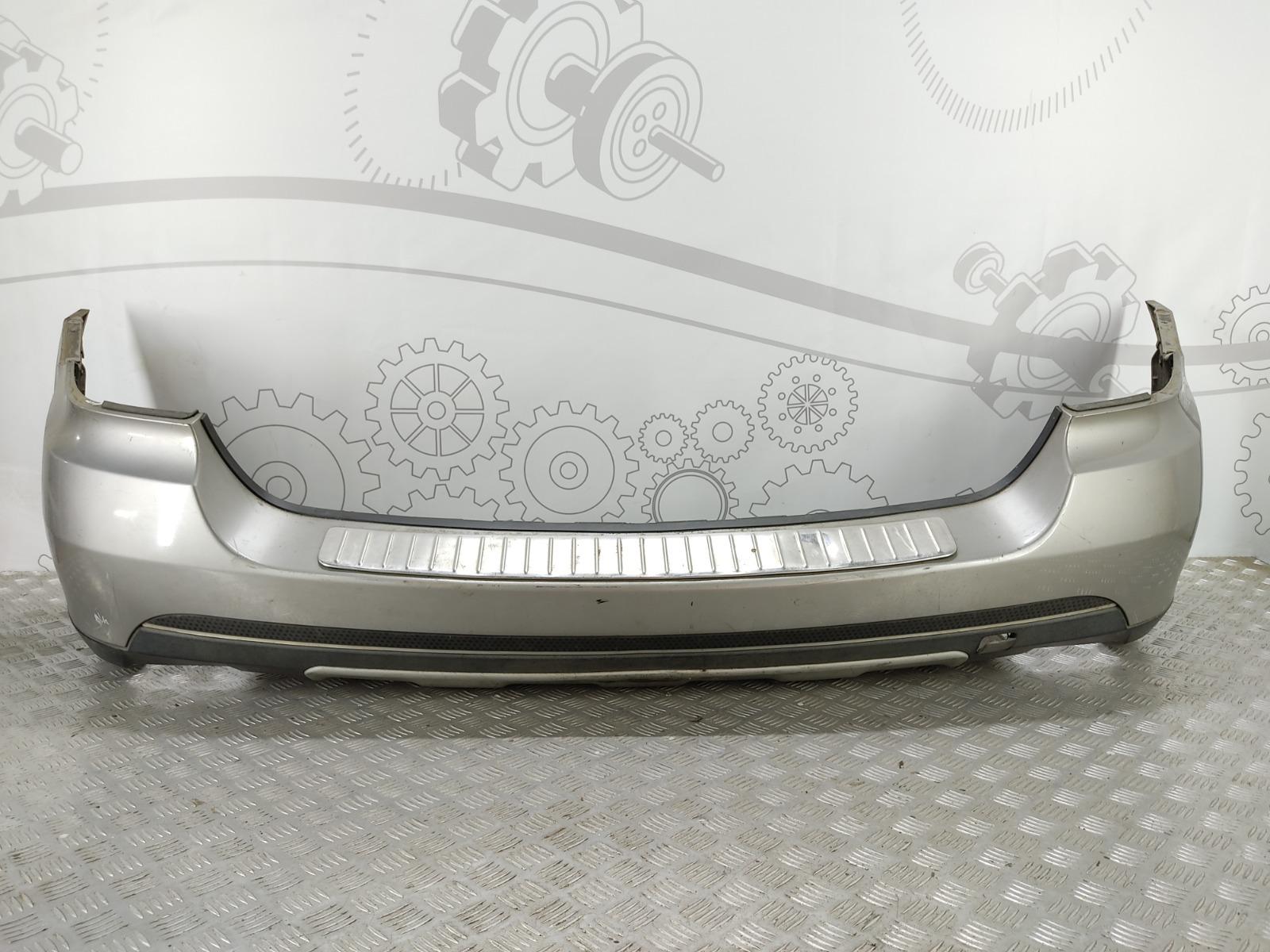 Бампер задний Mercedes Ml W164 3.0 CDI 2006 (б/у)
