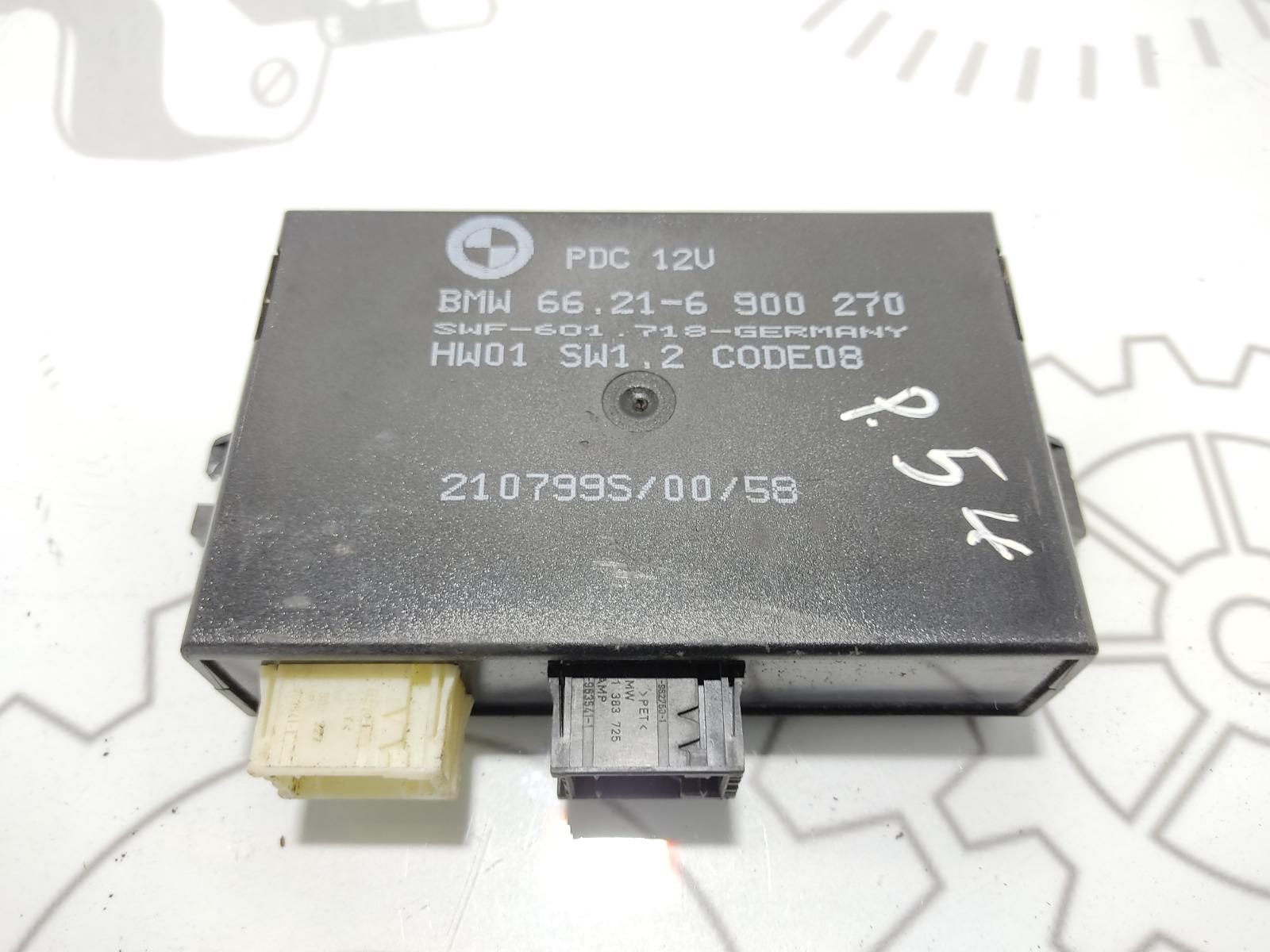 Блок управления парктрониками Bmw 5 E39 2.0 I 1999 (б/у)