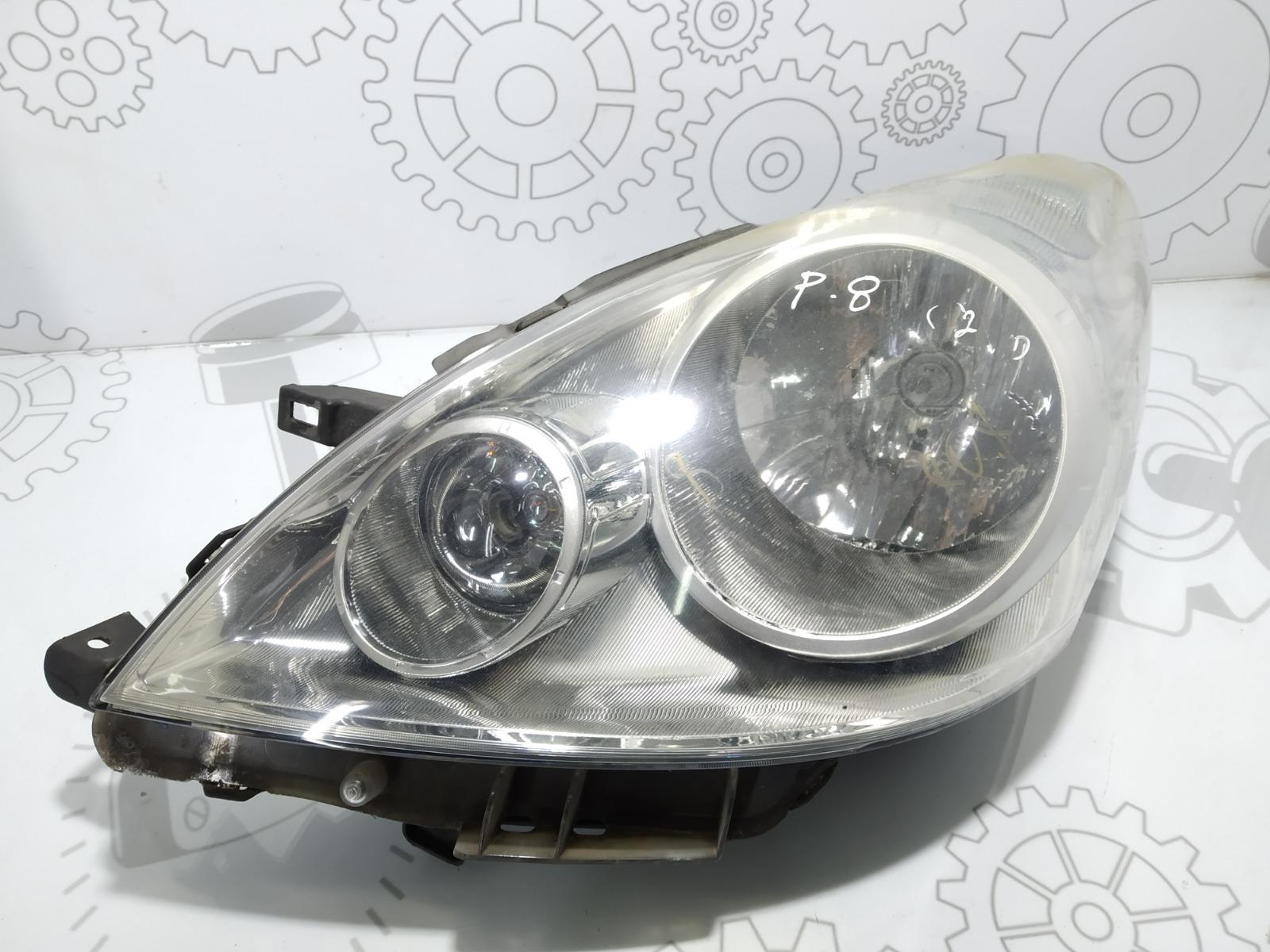 Фара левая Nissan Note E11 1.5 DCI 2009 (б/у)