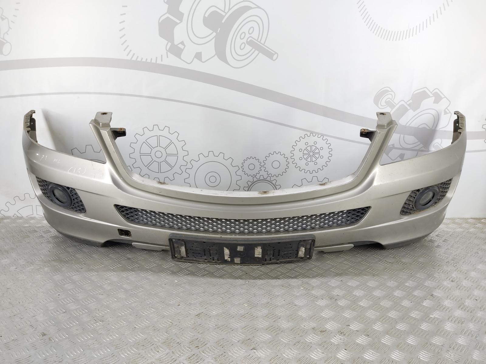 Бампер передний Mercedes Ml W164 3.0 CDI 2006 (б/у)