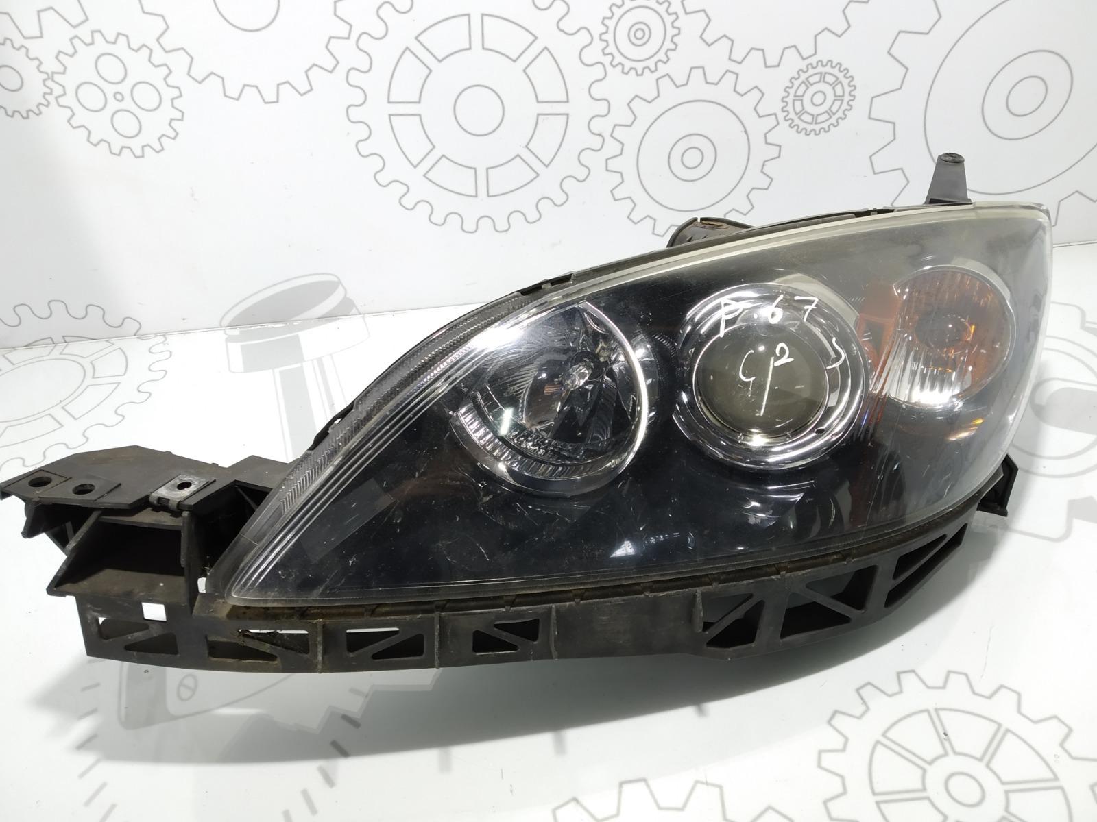 Фара левая Mazda 3 BK 1.6 I 2006 (б/у)