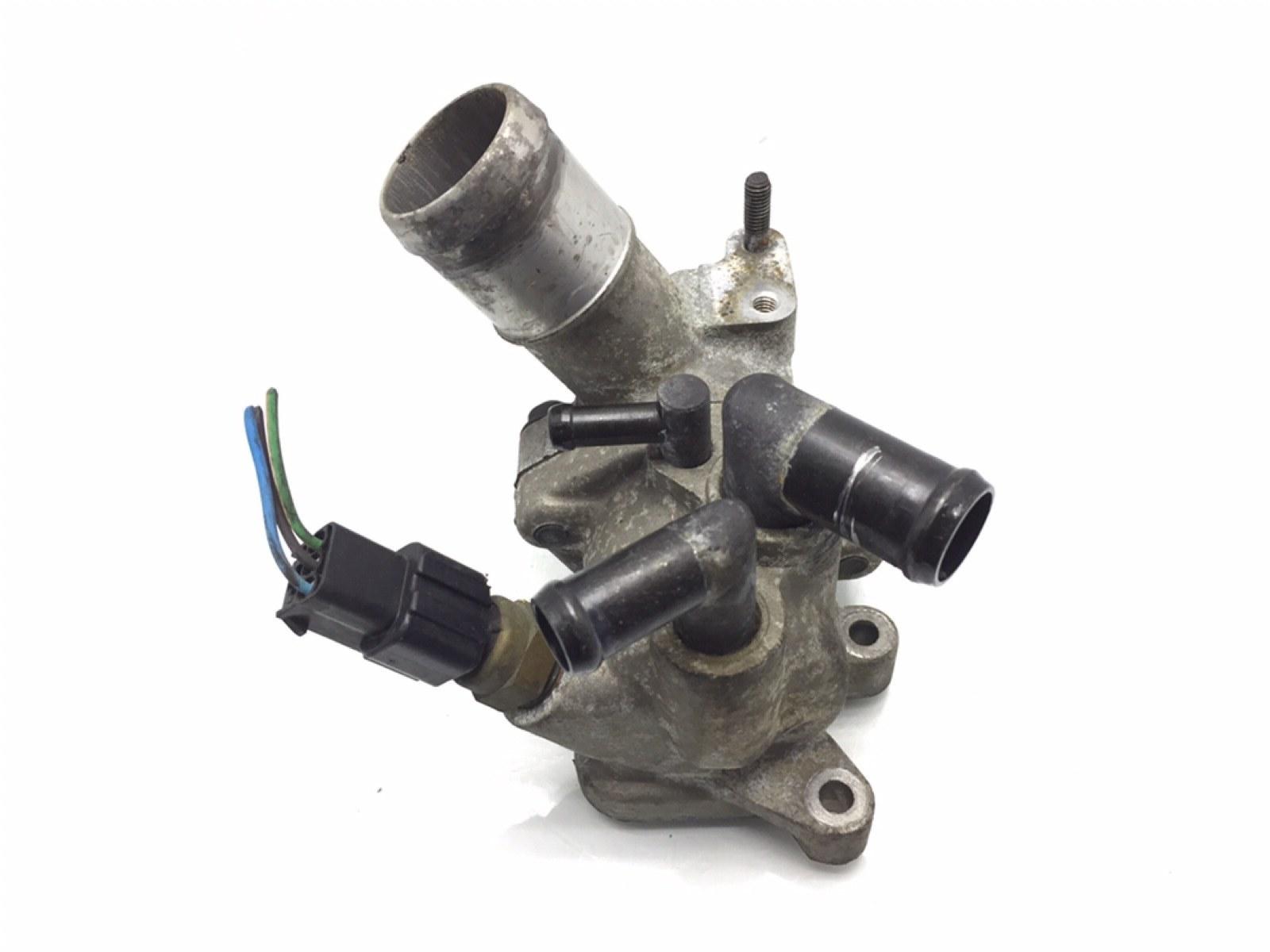 Корпус термостата Kia Cerato 1.5 CRDI 2007 (б/у)