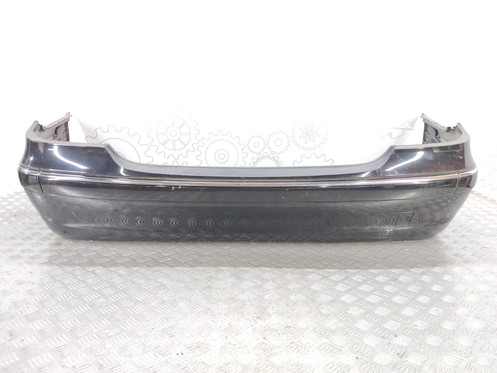 Бампер задний Mercedes E W211 3.2 CDI 2003 (б/у)