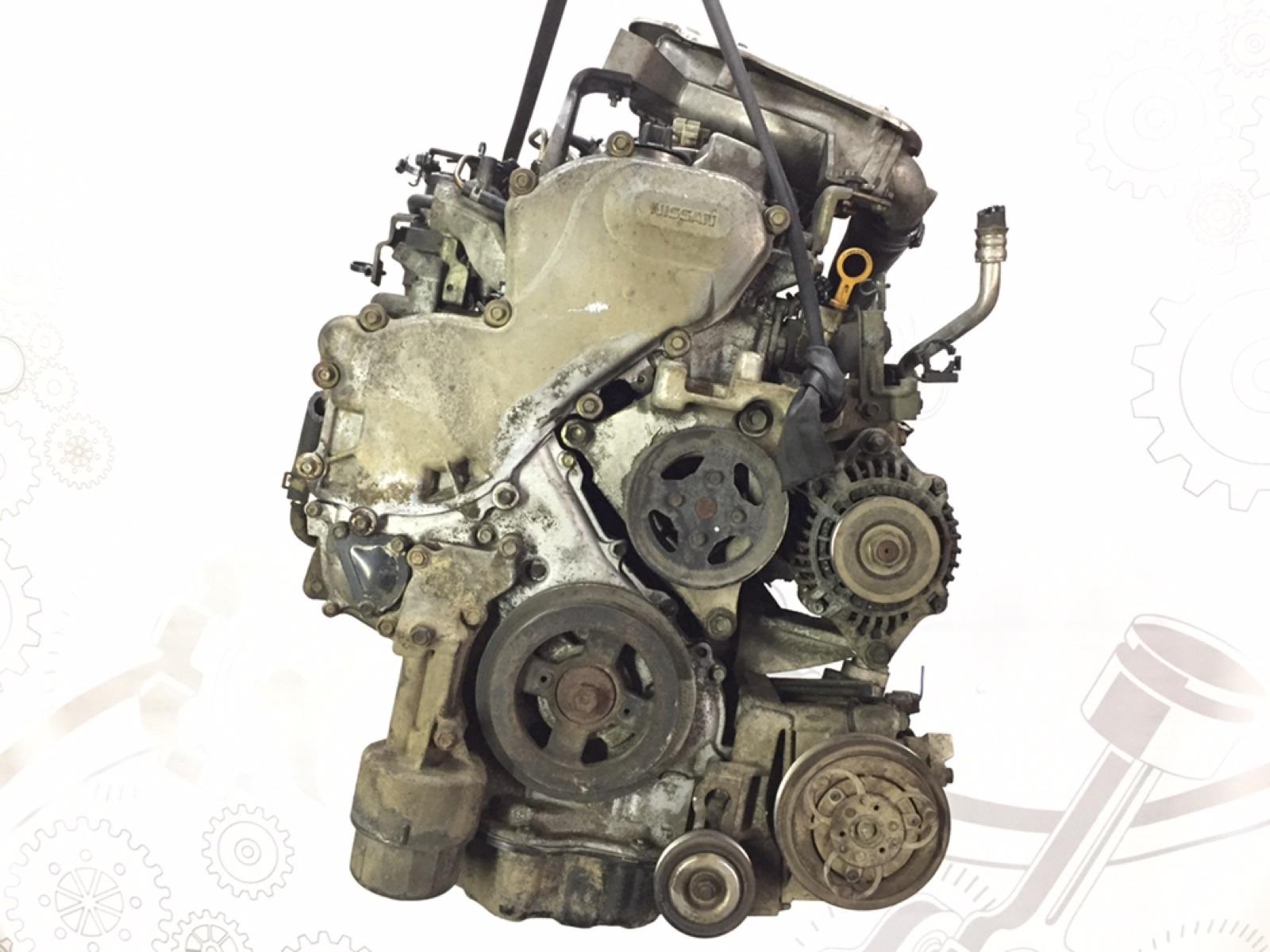 Двигатель дизельный Nissan X-Trail T30 2.2 DCI 2003 (б/у)