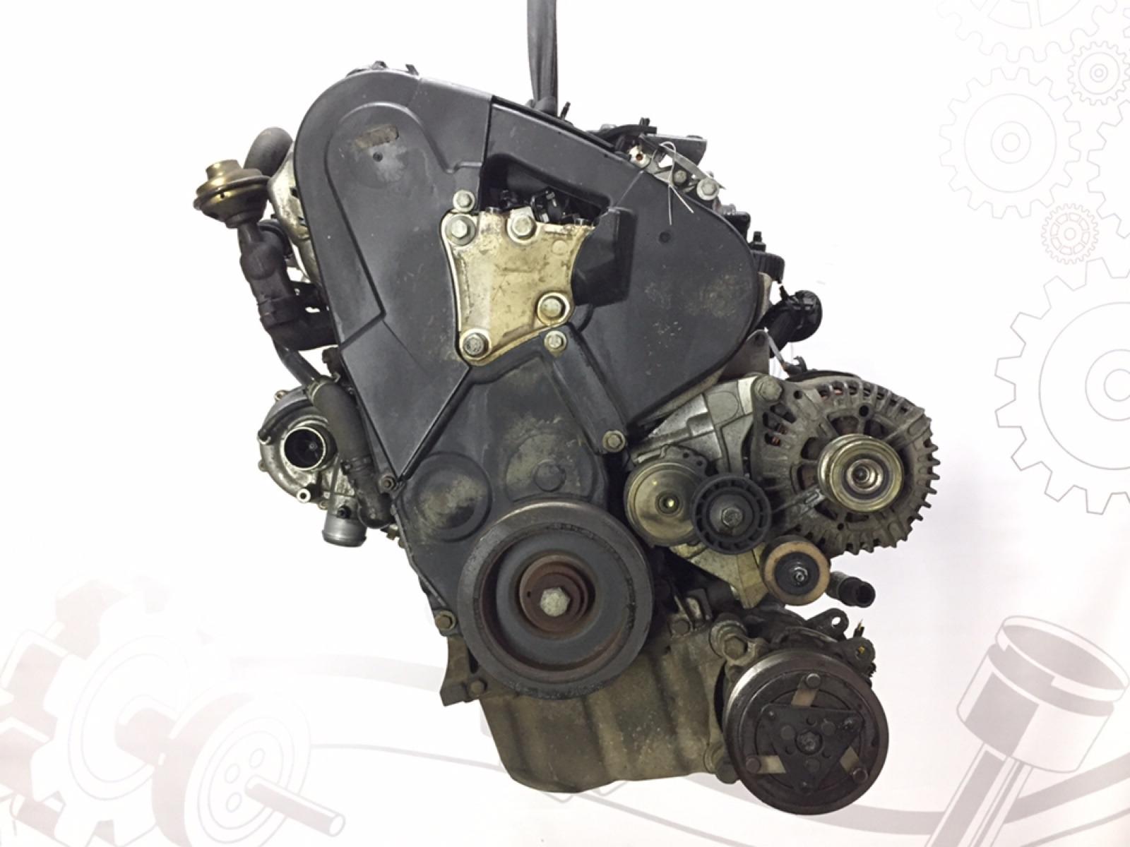 Двигатель дизельный Peugeot 307 2.0 HDI 2003 (б/у)