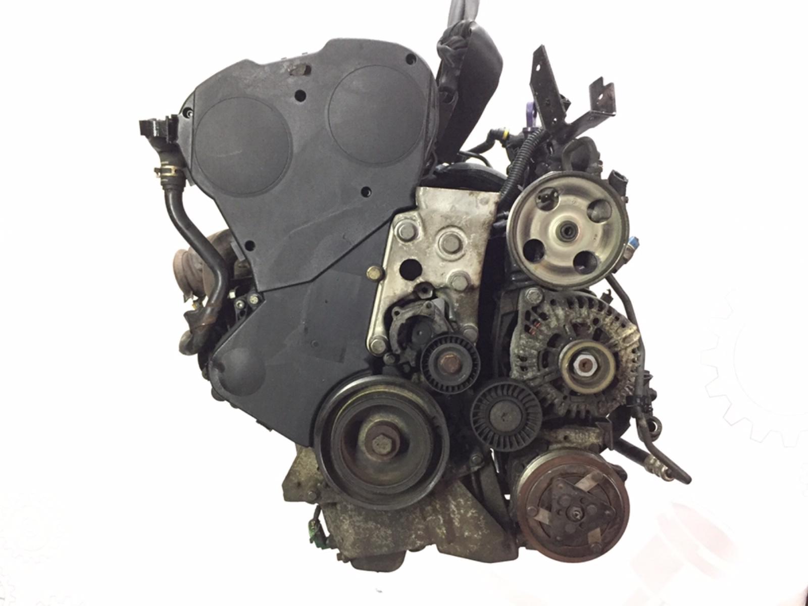 Двигатель бензиновый Fiat Ulysse 2.0 I 2005 (б/у)
