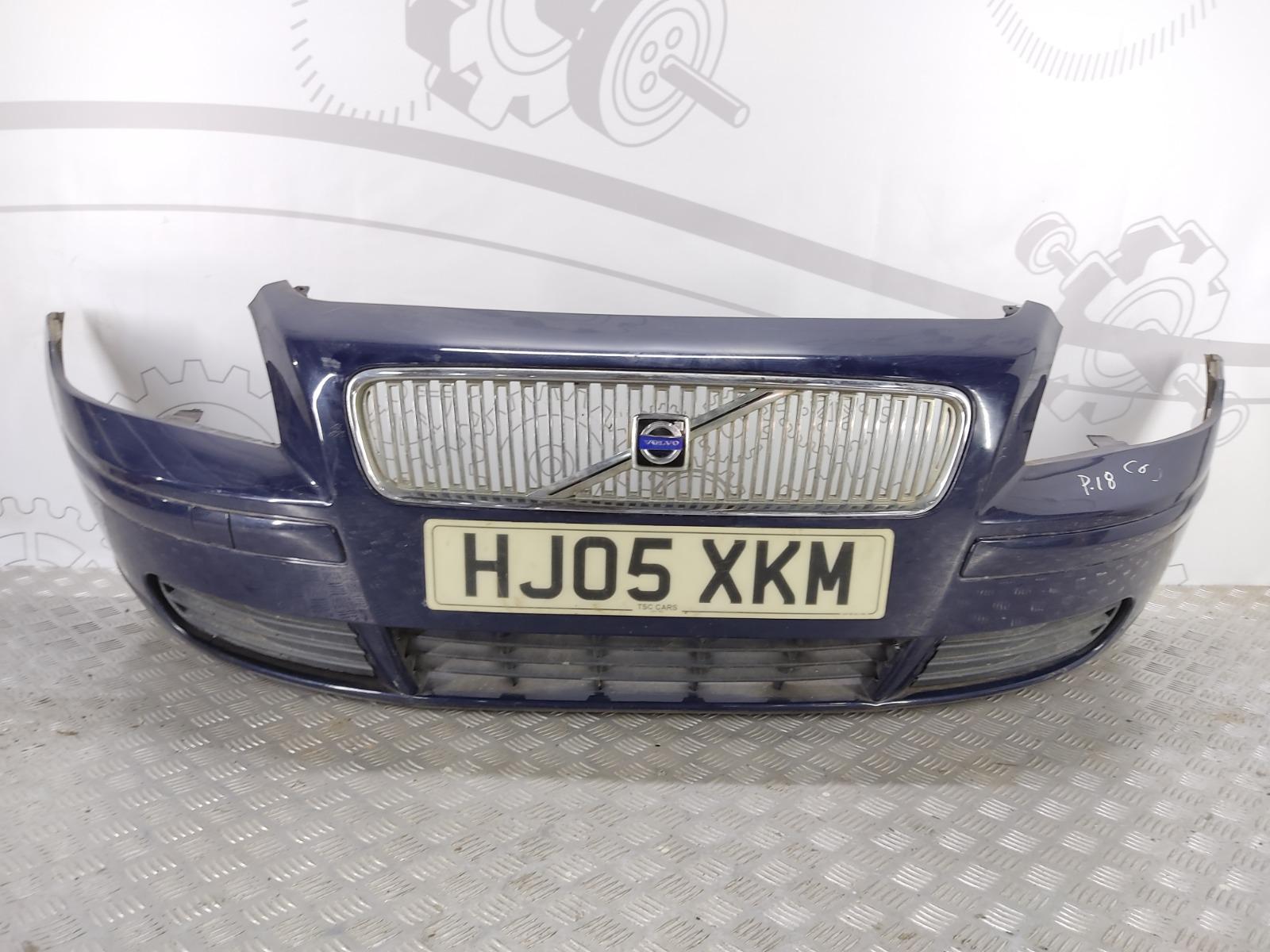 Бампер передний Volvo V50 2.0 TD 2005 (б/у)