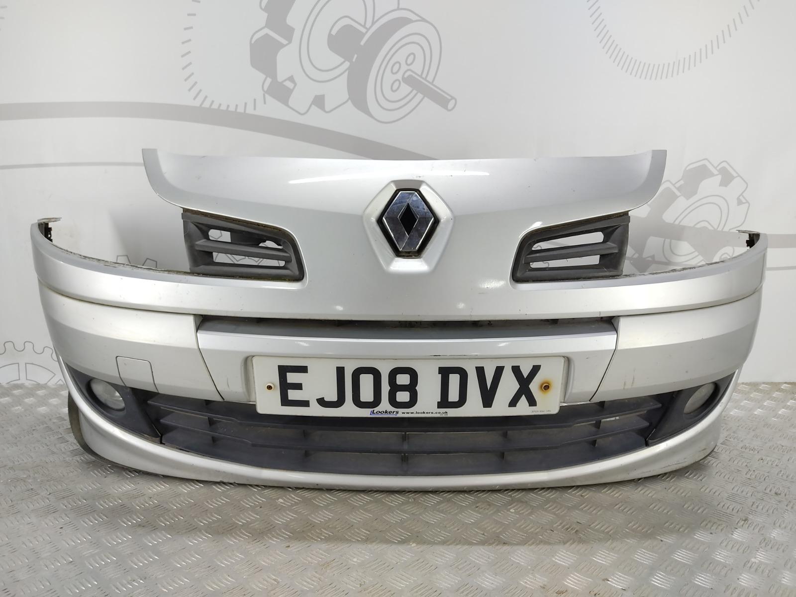 Бампер передний Renault Grand Modus 1.5 DCI 2008 (б/у)