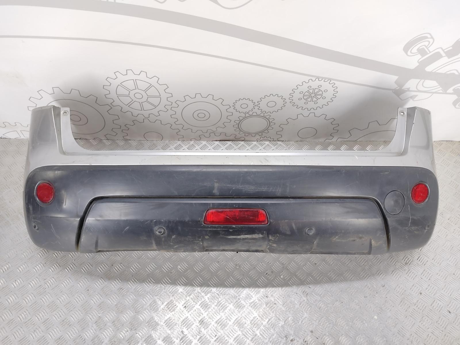 Бампер задний Nissan Qashqai 2.0 DCI 2008 (б/у)