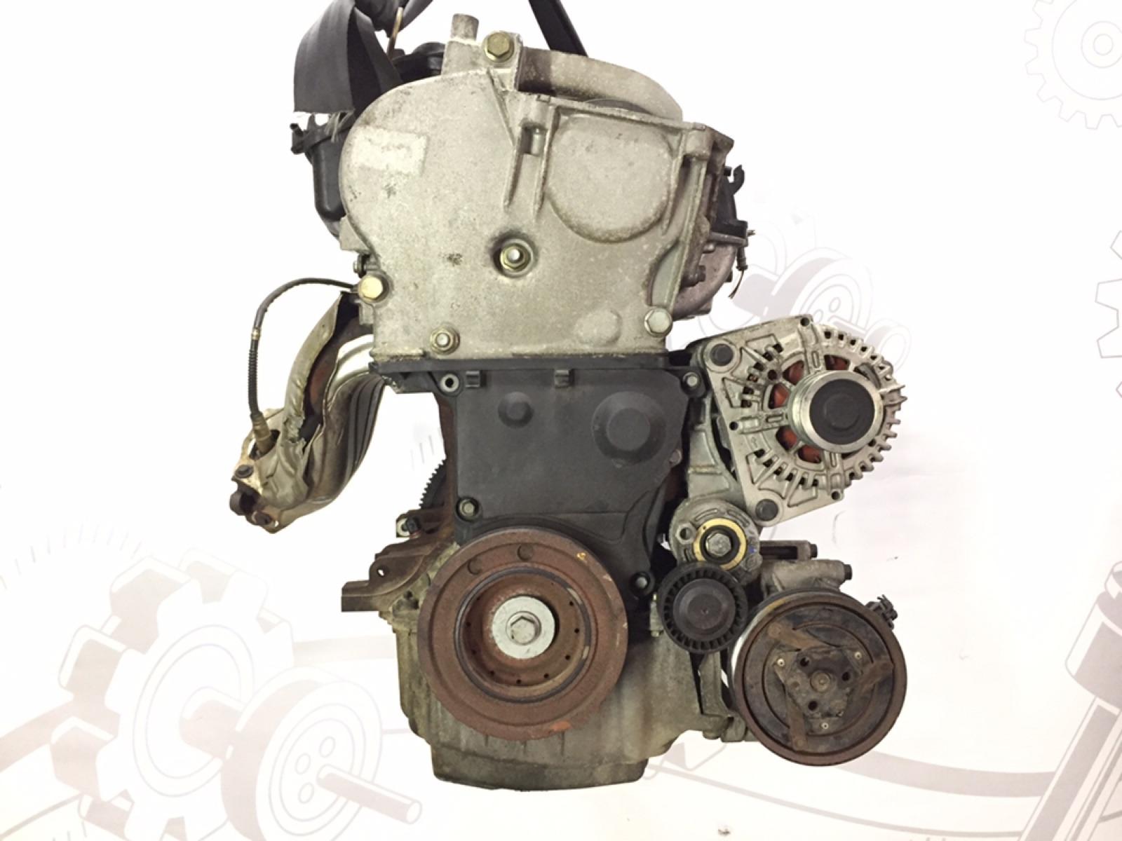 Двигатель бензиновый Renault Megane 1.6 I 2004 (б/у)