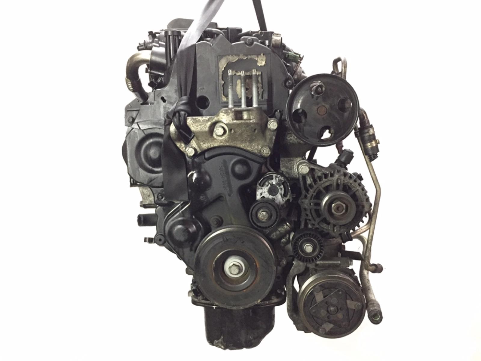 Двигатель дизельный Ford Fiesta 1.4 CDTI 2007 (б/у)