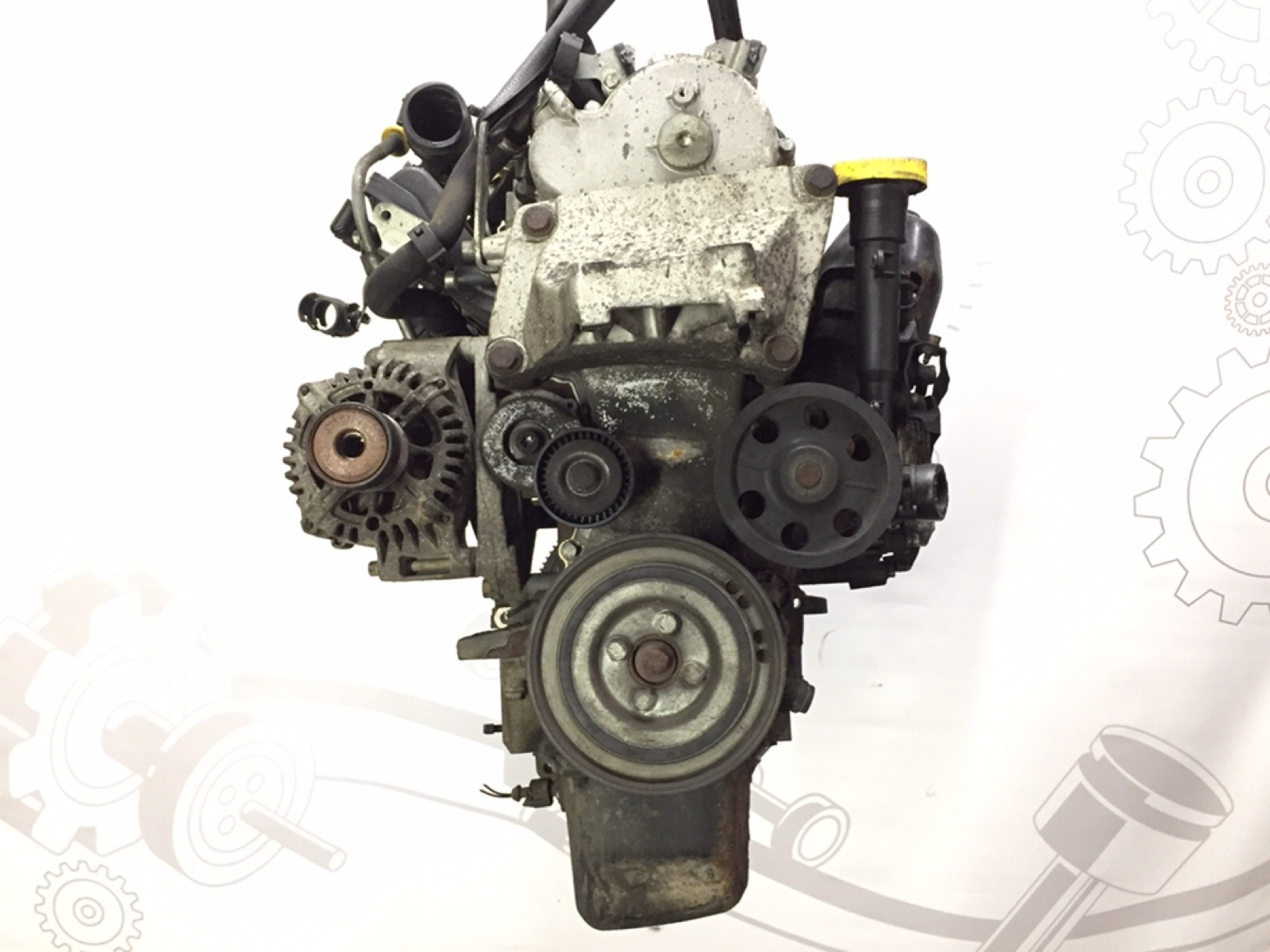 Двигатель дизельный Opel Corsa C 1.3 CDTI 2005 (б/у)