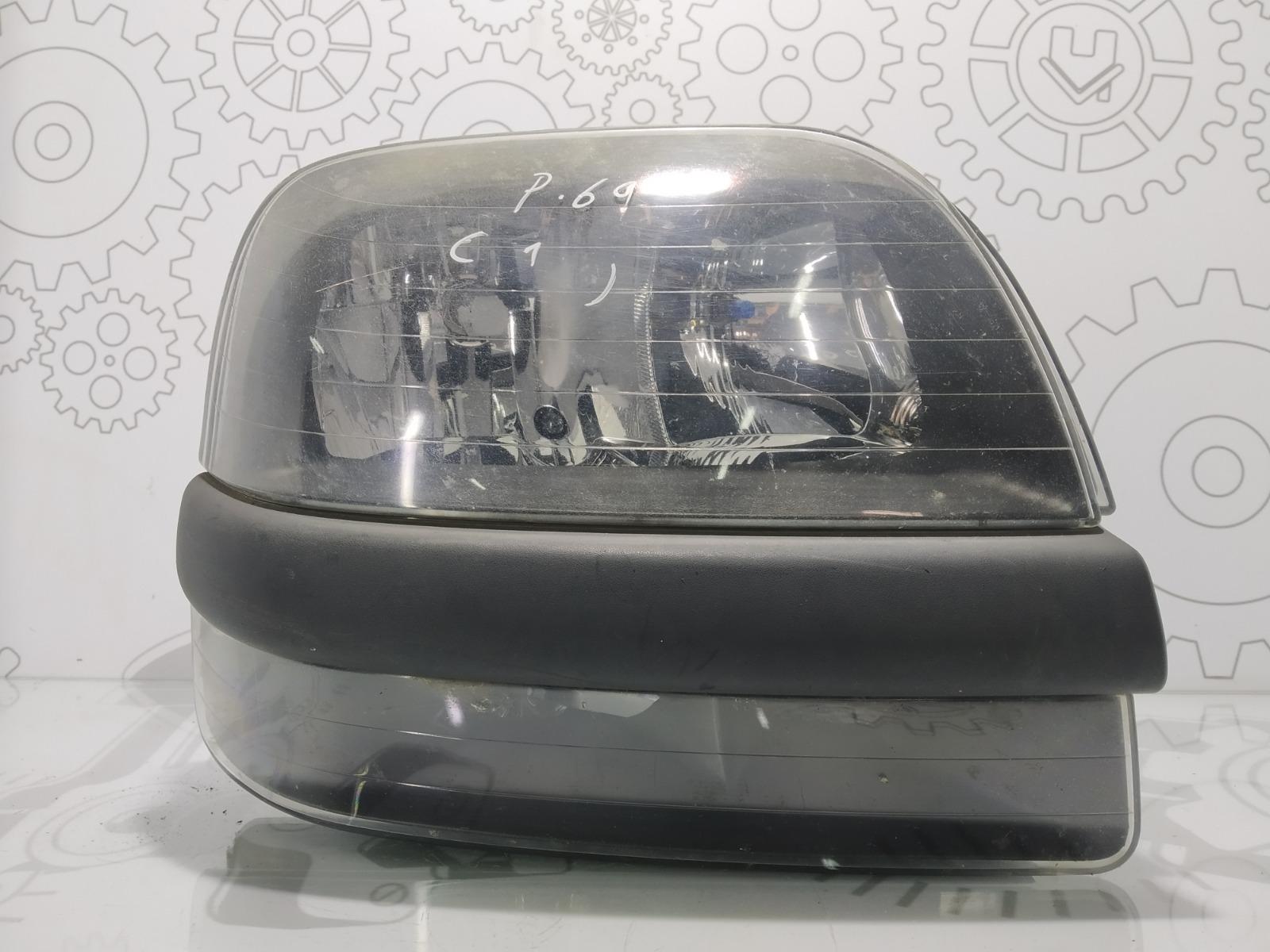 Фара правая Fiat Doblo 1.9 JTD 2002 (б/у)
