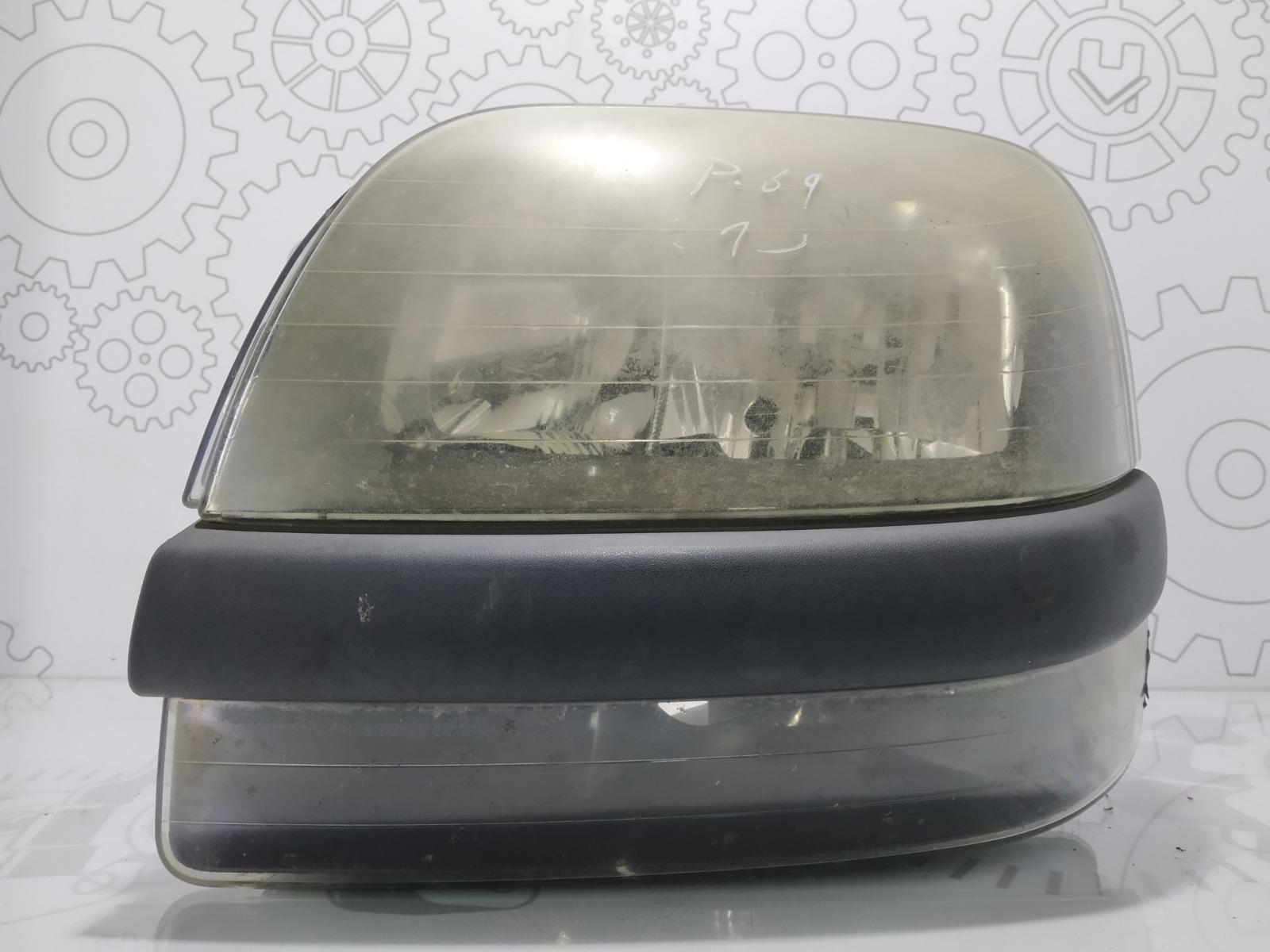 Фара левая Fiat Doblo 1.9 JTD 2002 (б/у)