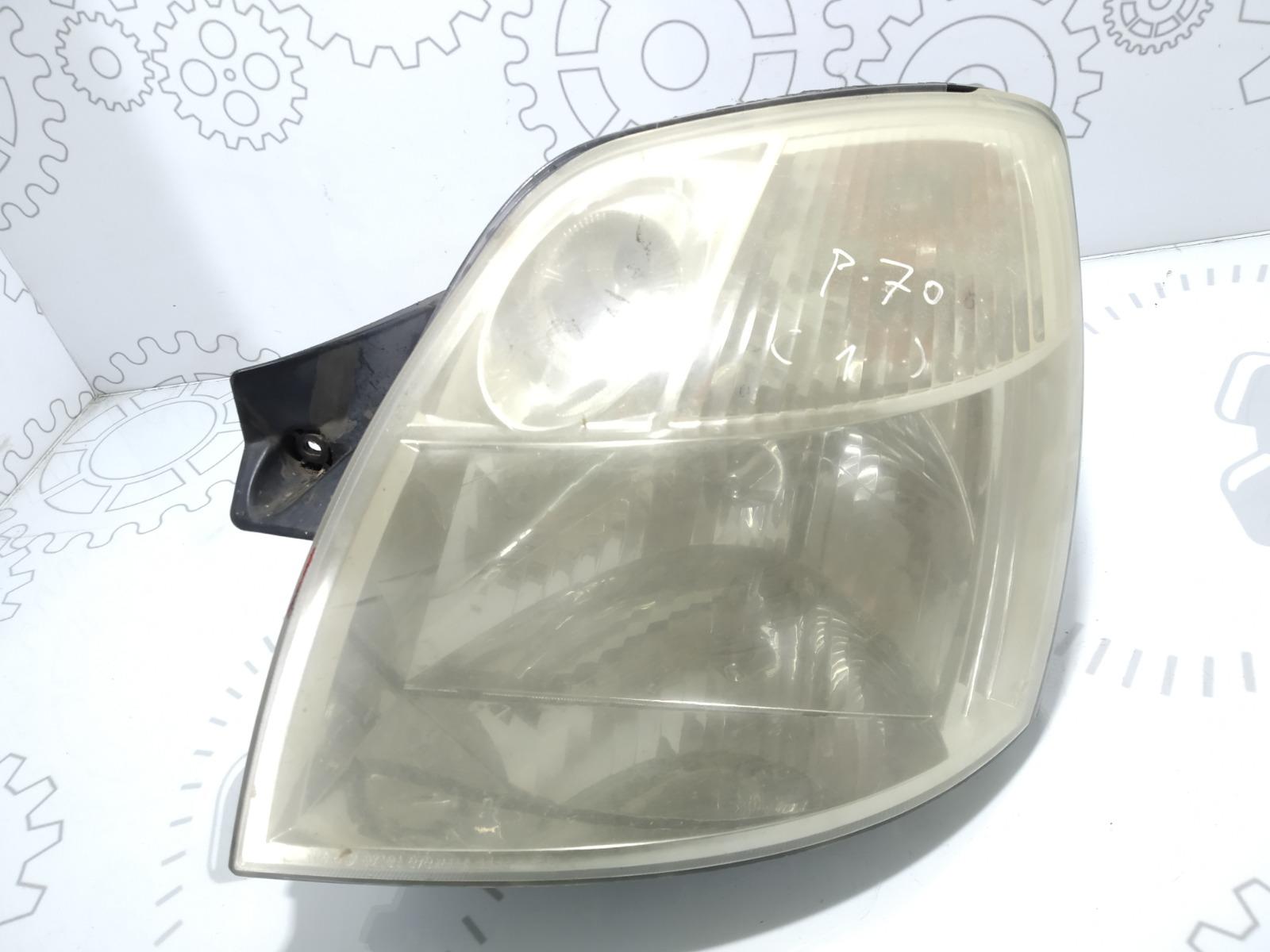 Фара левая Kia Picanto 1.1 I 2004 (б/у)