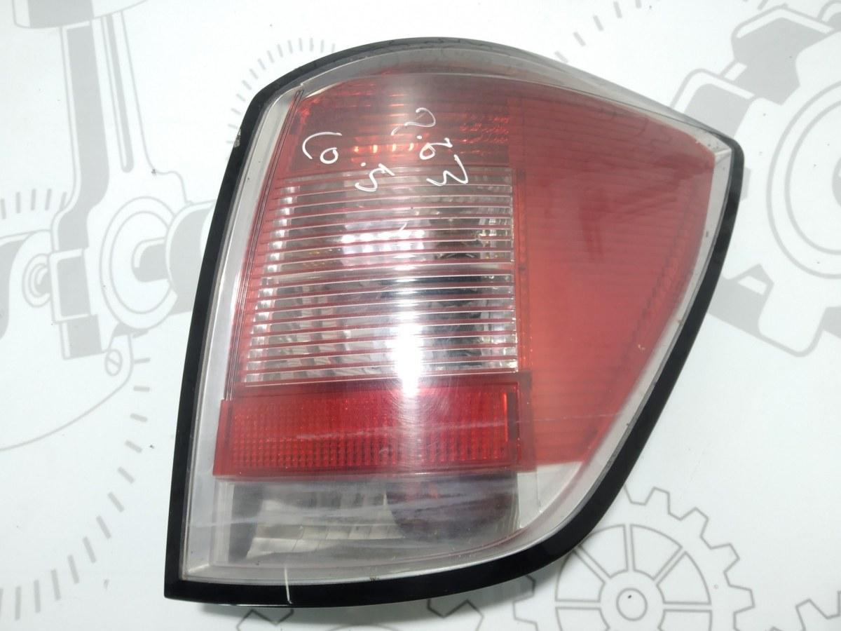 Фонарь задний правый Opel Astra H 1.7 CDTI 2007 (б/у)